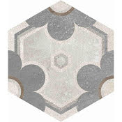 Klinker Hexagon Yerevan 23x26,6