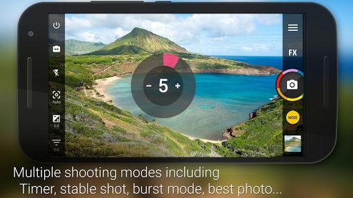 Camera ZOOM FX - FREE  screenshots 3