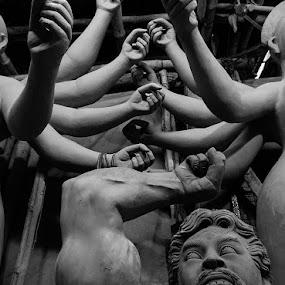 Fist by Swati Mukherjee - Artistic Objects Still Life