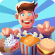 Idle Food Empire Tycoon - Open Your Restaurant - Androidアプリ