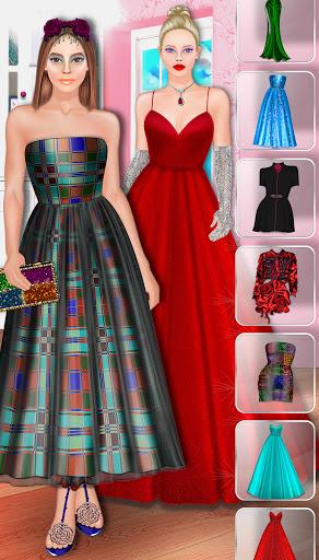 High Fashion Clique - Dress up & Makeup Game 0.7 screenshots 1
