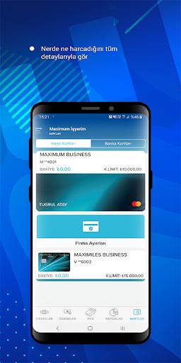 Maximum İşyerim screenshot 4