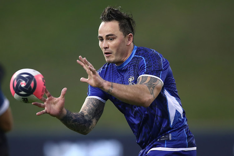Former All Black Zac Guildford
