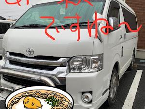 ハイエース TRH216K 4WDのカスタム事例画像 安定の悪い大人☺️🥚とむとむ🥚さんの2021年10月13日11:59の投稿