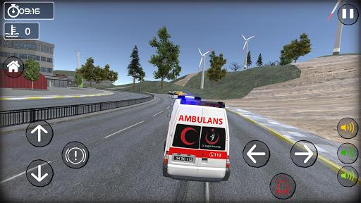 TR Ambulans Simulasyon Oyunu  screenshots 1