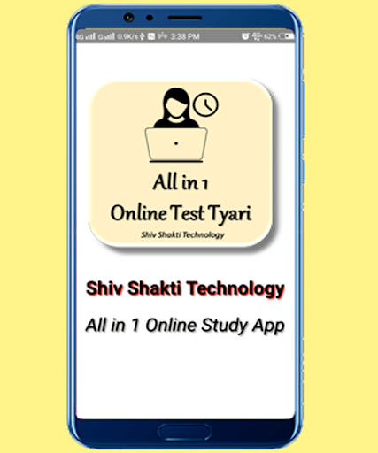 All in 1 Online Test Tyari App : Competitive Exams 1.0.5 screenshots 1