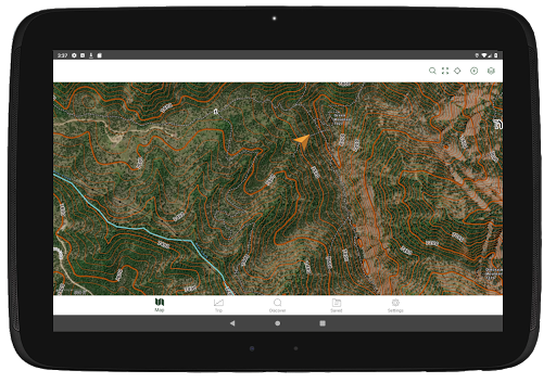 Gaia GPS: Hiking, Hunting Maps screenshot 10