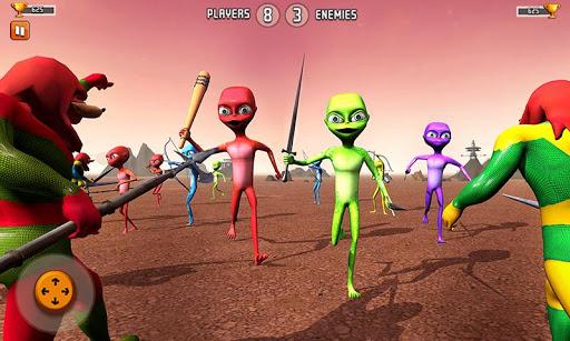 Green Alien Royale 1.4 screenshots 3