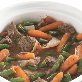 Easy Slow-Cooker Stew.