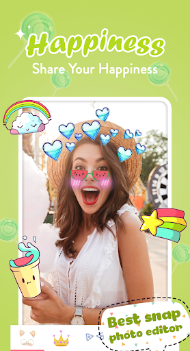 Crown Editor - Heart Filters for Pictures 1.2.5 Screenshots 7