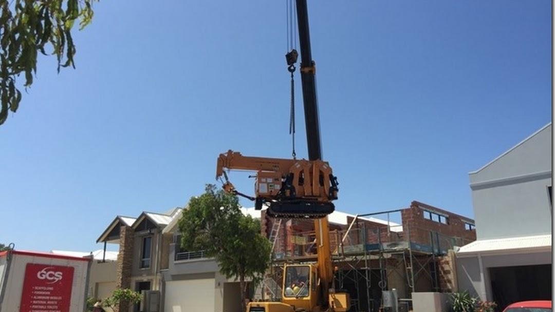 Peel Crane Hire - Crane Hire in Mandurah