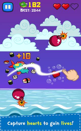 Sushi Ninja 1.23 screenshots 8