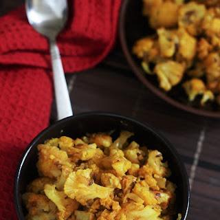 Gobi Stir Fry Dry Recipe-Cauliflower Stir Fry-How to make gobi fry