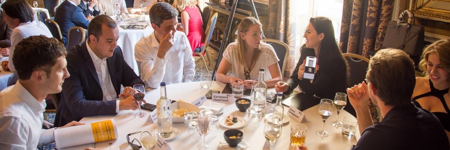 Большая встреча русскоязычных предпринимателей в Лондоне