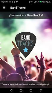 BandTracks - náhled