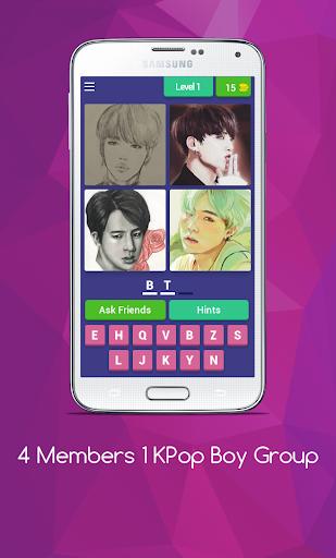 4 Members 1 KPop Boy Group 3.4.6z screenshots 1