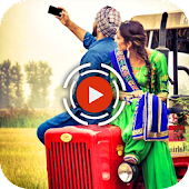 Punjabi Video Status : Lyrical Videos Status 2018