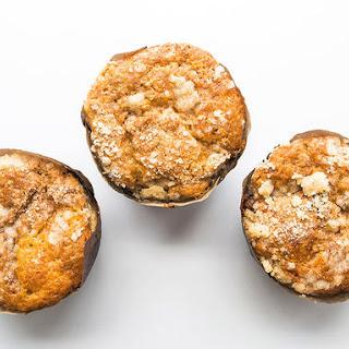 Copycat Costco™ Apple Crumb Muffins