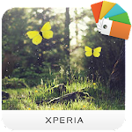 XPERIA™ Magical Spring Theme Icon