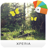 XPERIA™ Magical Spring Theme