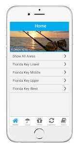 Florida Keys App- screenshot thumbnail