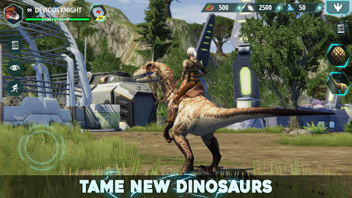Dino Tamers - Jurassic Riding MMO filehippodl screenshot 3