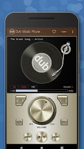 Dub Music Player Apk – Free Audio Player, Equalizer 3