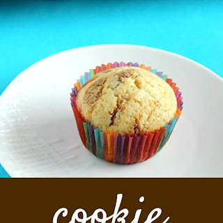 "Cookie Butter ""Chip"" Muffins"