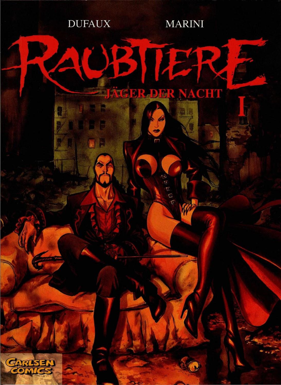 Raubtiere - Jäger der Nacht (2002) - komplett
