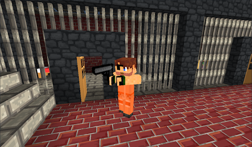 Jailbreak Escape Craft  captures d'écran 4
