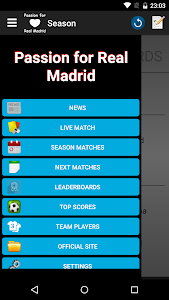 Passion for Real Madrid screenshot 2