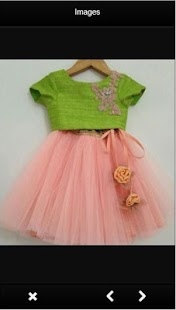 Latest Kids Dress Design - náhled