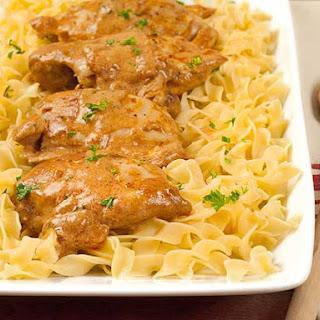 Easy Chicken Paprikas (Paprikash) Recipe