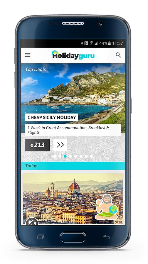 Holidayguru » Travel Deals- screenshot