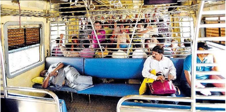 first class and ac mumbai local