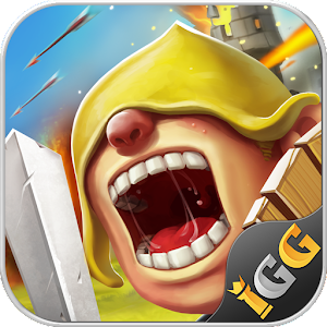 Clash of Lords is a game where magic and action come alive at your fingertips! APK Icon