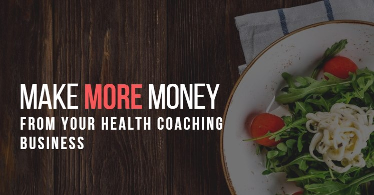 how to increase revenue as a health coach