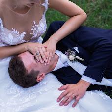 Wedding photographer Tomáš Auer (monikatomas). Photo of 22.06.2019