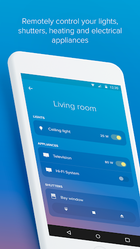 Producción Tiranía pala  Home Control Download APK Free for Android - APKtume.com