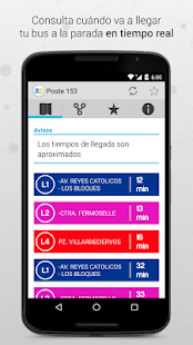 Acercame: Bus Urbano Zamora- screenshot thumbnail