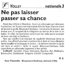 Photo: 25-03-2012 L'ASVB reçoit à Sochaux à Dalmar