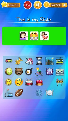 Words to Emojis u2013 Best Emoji Guessing Quiz Game  gameplay | by HackJr.Pw 5