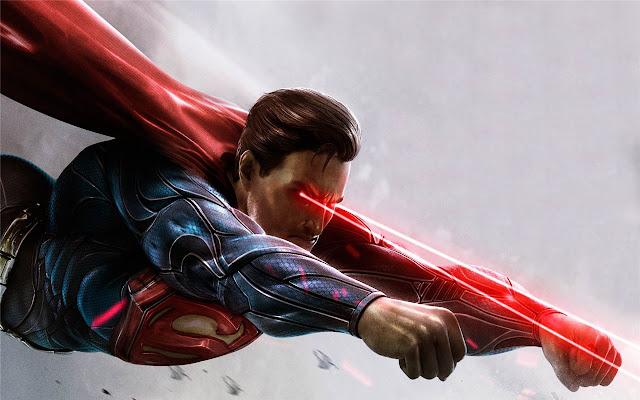 Superman Theme & New Tab