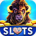 Slots: Heart of Vegas™ – Free Slot Casino Games icon