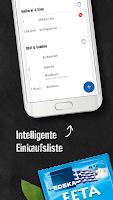 Screenshot of EDEKA App