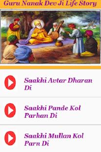 Guru Nanak Dev Ji Life Story - náhled
