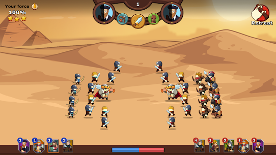 Knights and Glory – Tactical Battle Simulator 7