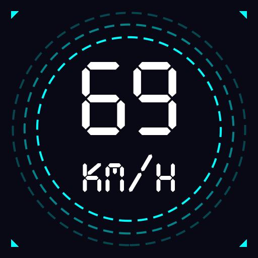 Velocímetro GPS, medidor de distância