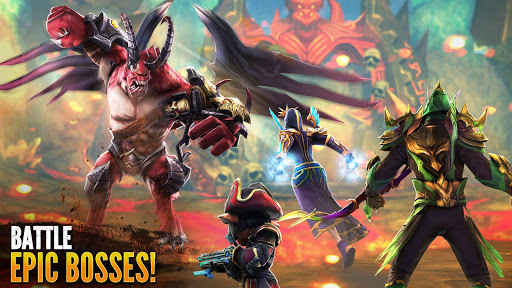 Order & Chaos 2: 3D MMO RPG screenshot 8