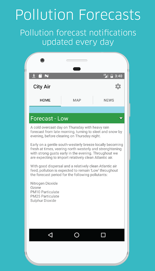 City Air- screenshot